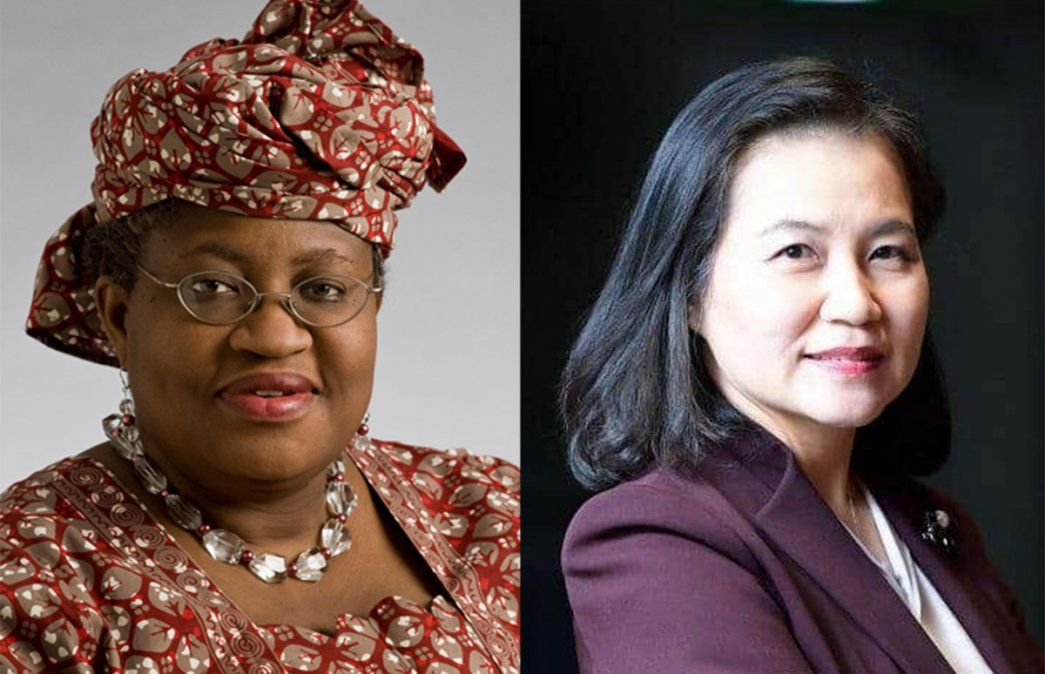 Una mujer estará al frente de la Organización Mundial de Comercio (OMC): una nigeriana (Ngozi Okonjo-Iweala) y una coreana (Yoo Myung-hee) son las dos candidatas finales al puesto de directora.