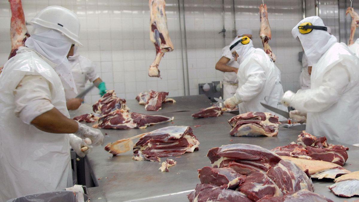 Las exportaciones de la carne fueron suspendidas por el Gobierno en un intento por frenar la suba de precios.