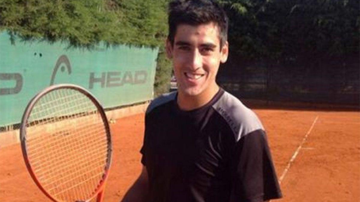 El tenista argentino que fue suspendido de por vida por arreglo de partidos