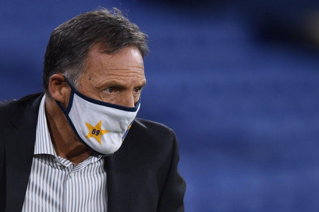 Boca: Miguel Russo define el remplazante de Cristian Medina