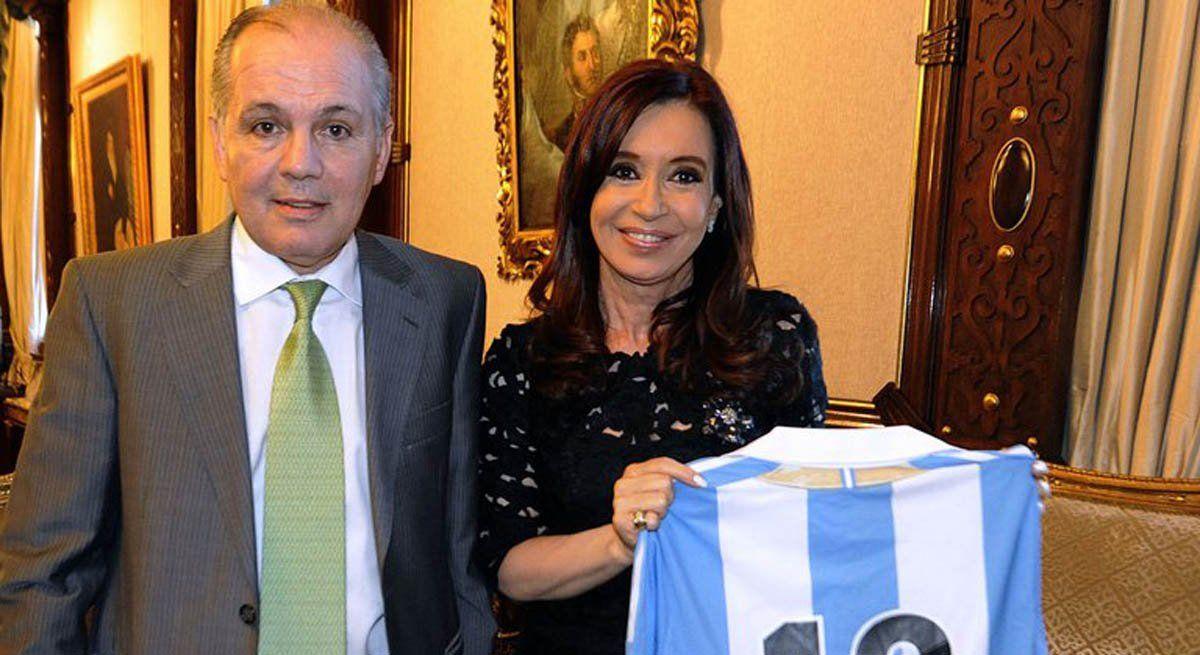 Cristina recordó cuando Sabella pidió perdón por no ganar el Mundial 2014