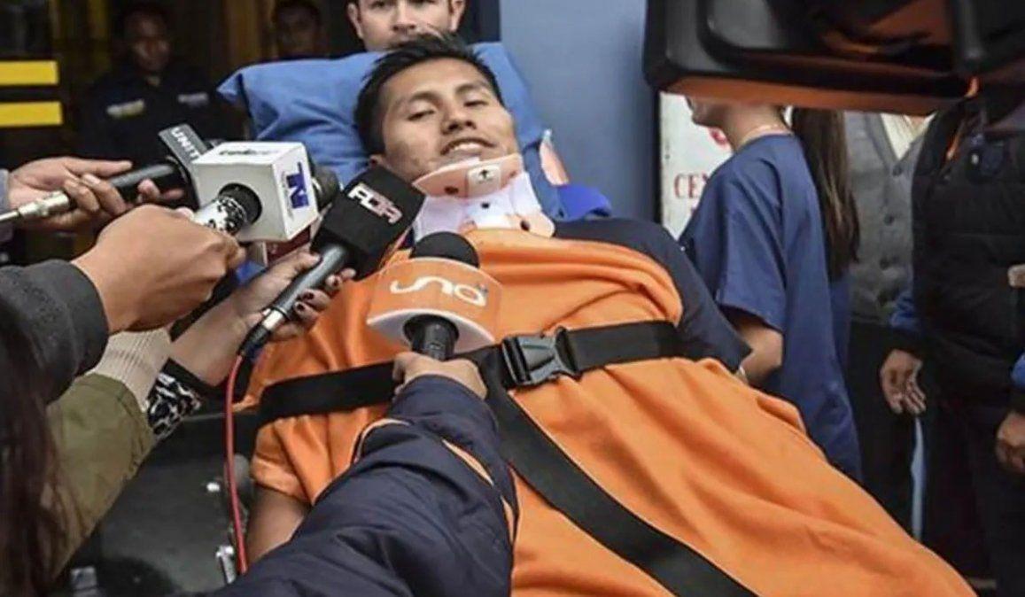 Sobreviviente de la tragedia del Chapecoense escapó por segunda vez a la muerte