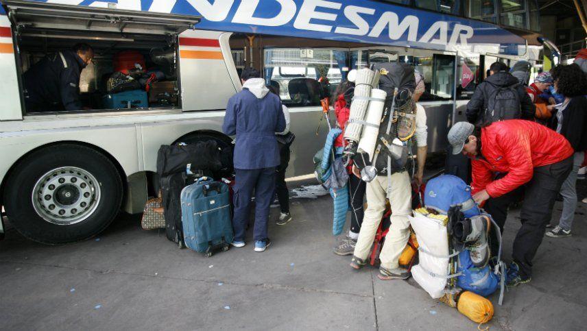 Bajó un 20% la cantidad de mendocinos que viaja a Chile en micro