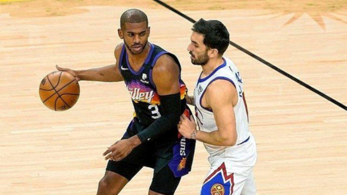 NBA: dura derrota de los Nuggets de Facundo Campazzo