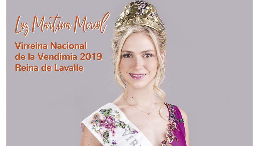 Fiesta de la Vendimia 2020: estas son las candidatas de Lavalle para esta noche