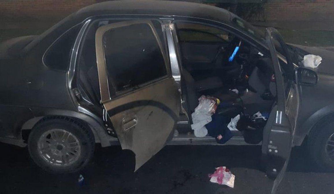 Macabro intento de femicidio: la atacó a cuchillazos delante de sus hijos y se quiso suicidar