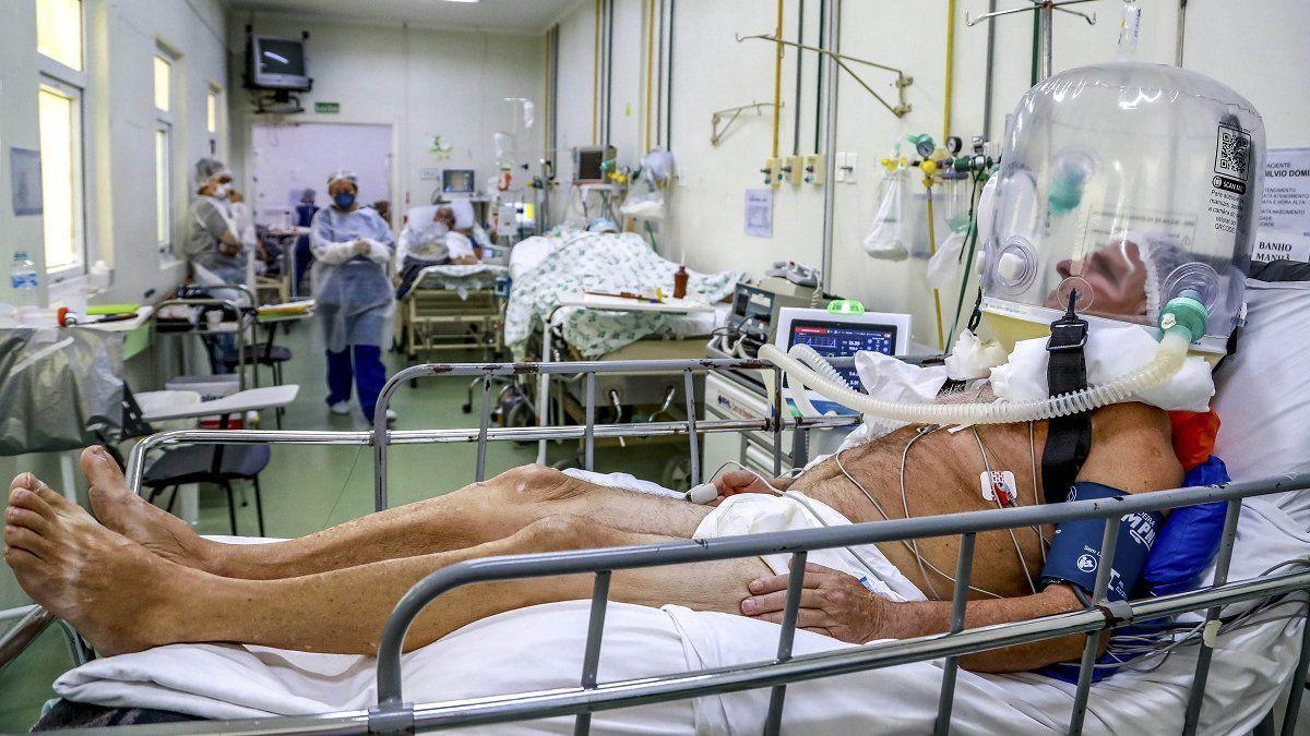 Catástrofe humanitaria. Brasil usa sedantes veterinarios para intubar a pacientes con covid.