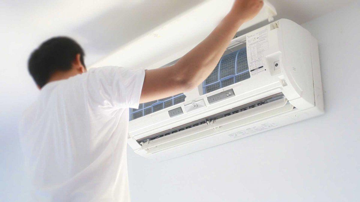 El sistema de aire acondicionado puede esparcir el coronavirus