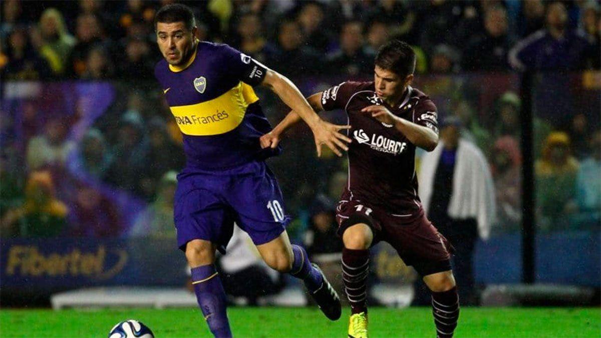 Ameal quiere que Riquelme vuelva a jugar en Boca