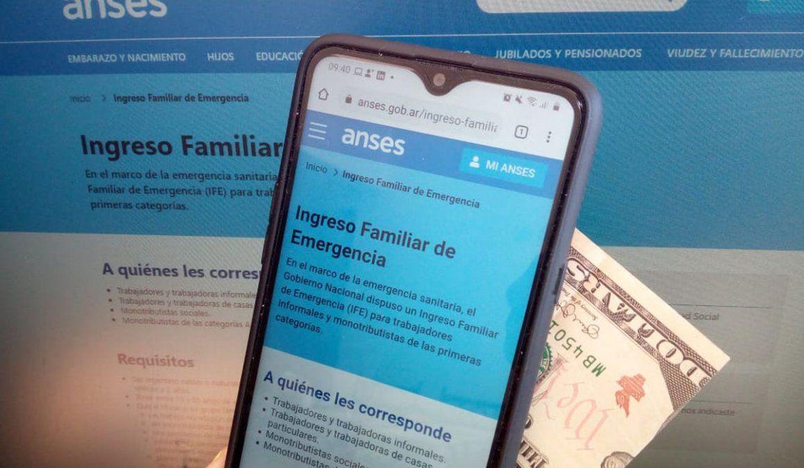 El IFE 4 para todos toma fuerza en la ANSES por la suba del dólar