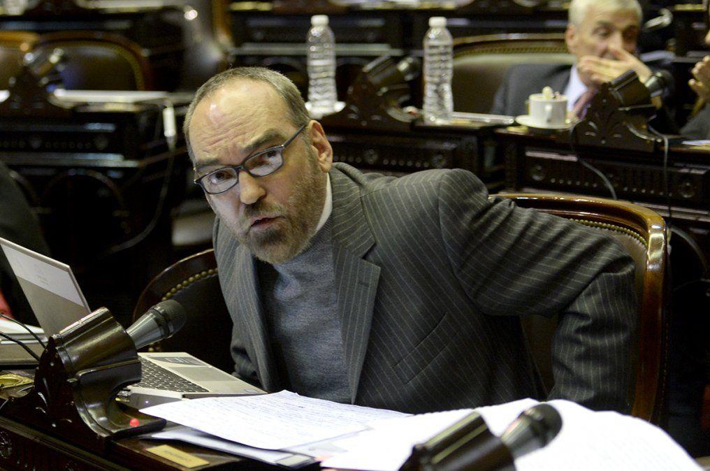Imputaron por enriquecimiento ilícito al diputado Fernando Iglesias