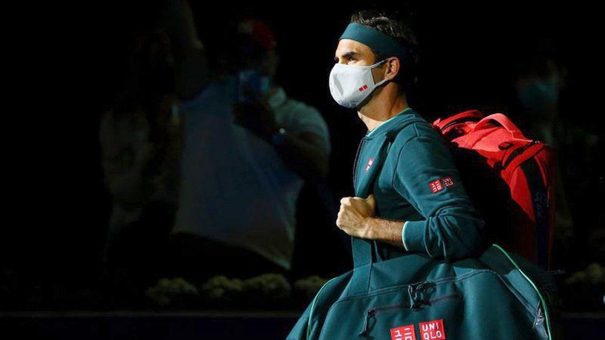 Un fanático le hizo pasar un mal momento a Federer