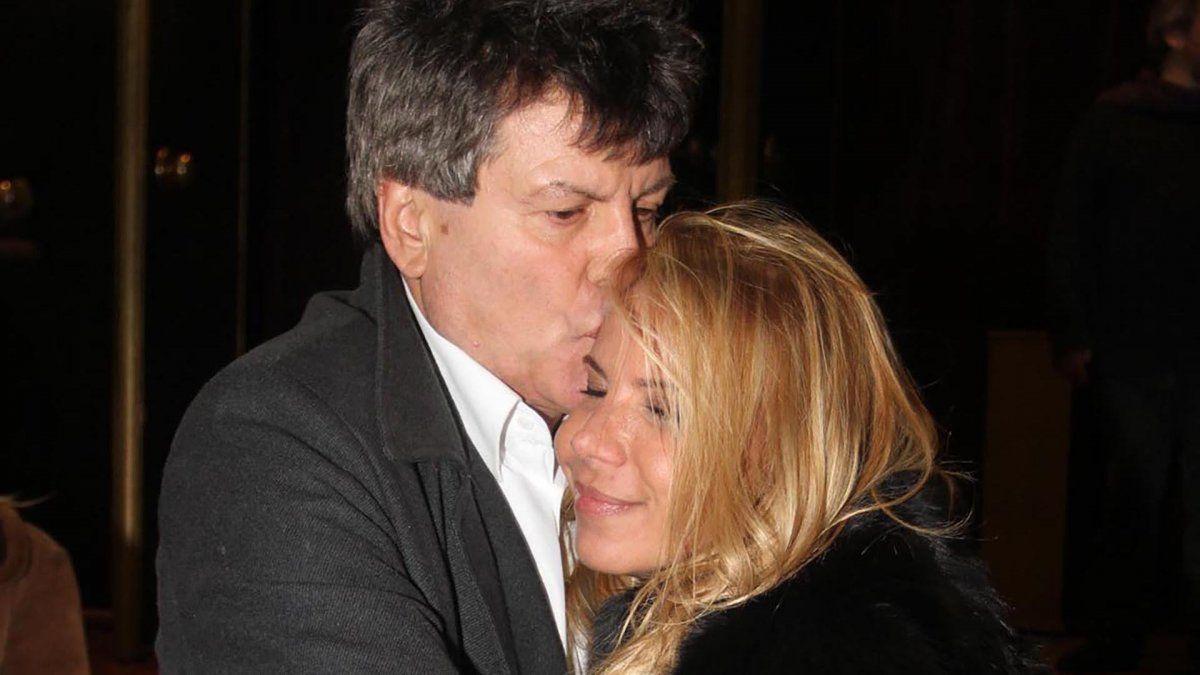 La desgarradora despedida de Carina Galucci a Carlín Calvo.