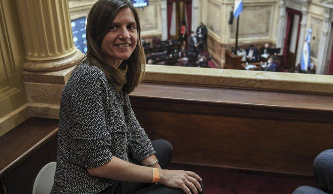La directora de Anses Fernanda Raverta