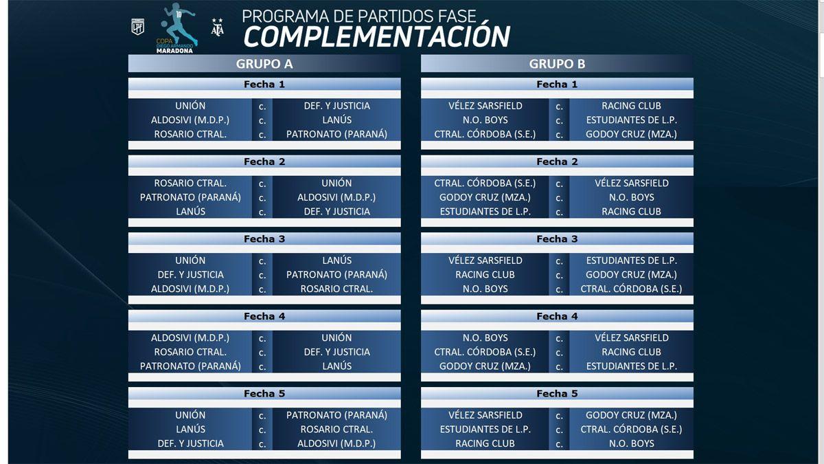 El Tomba ya tiene día y hora para jugar ante Central Córdoba