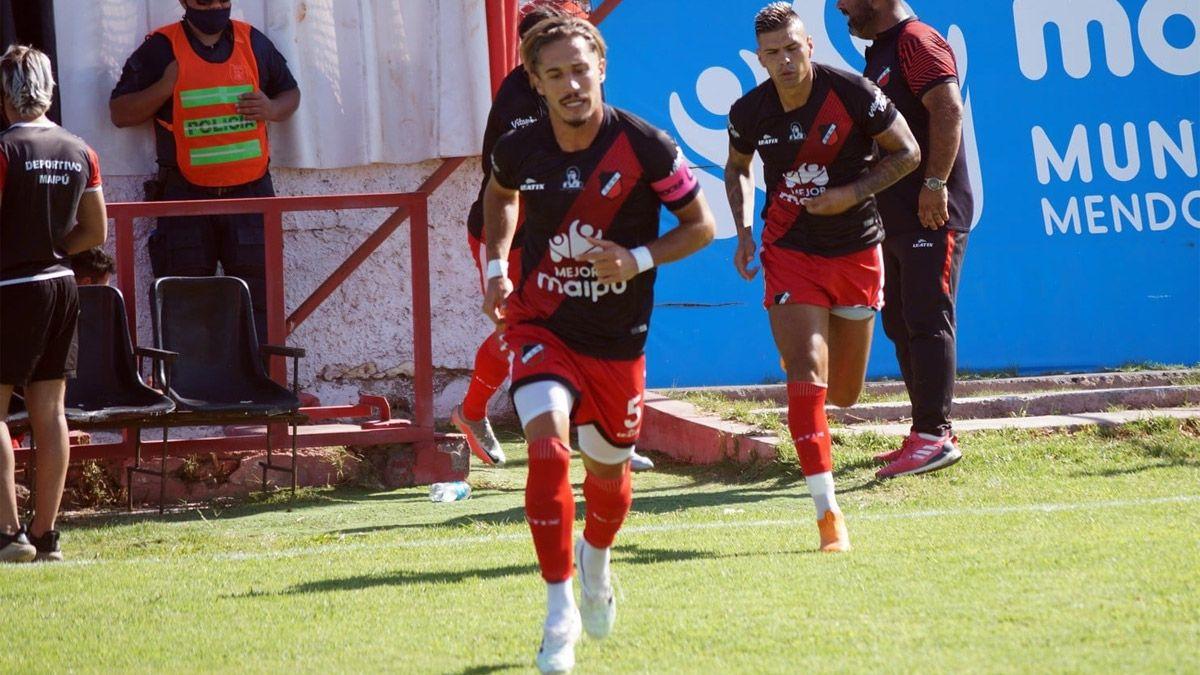 Leandro Corulo analizó el debut del Deportivo Maipú