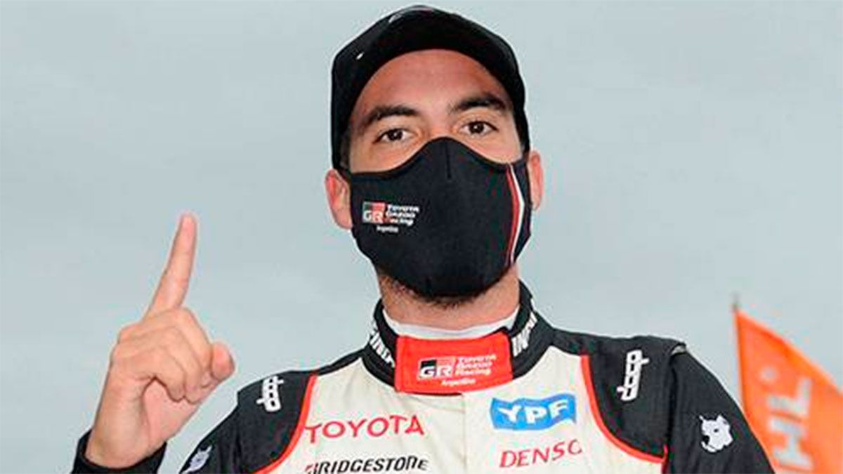 Julián Santero se quedó con la última pole de la temporada