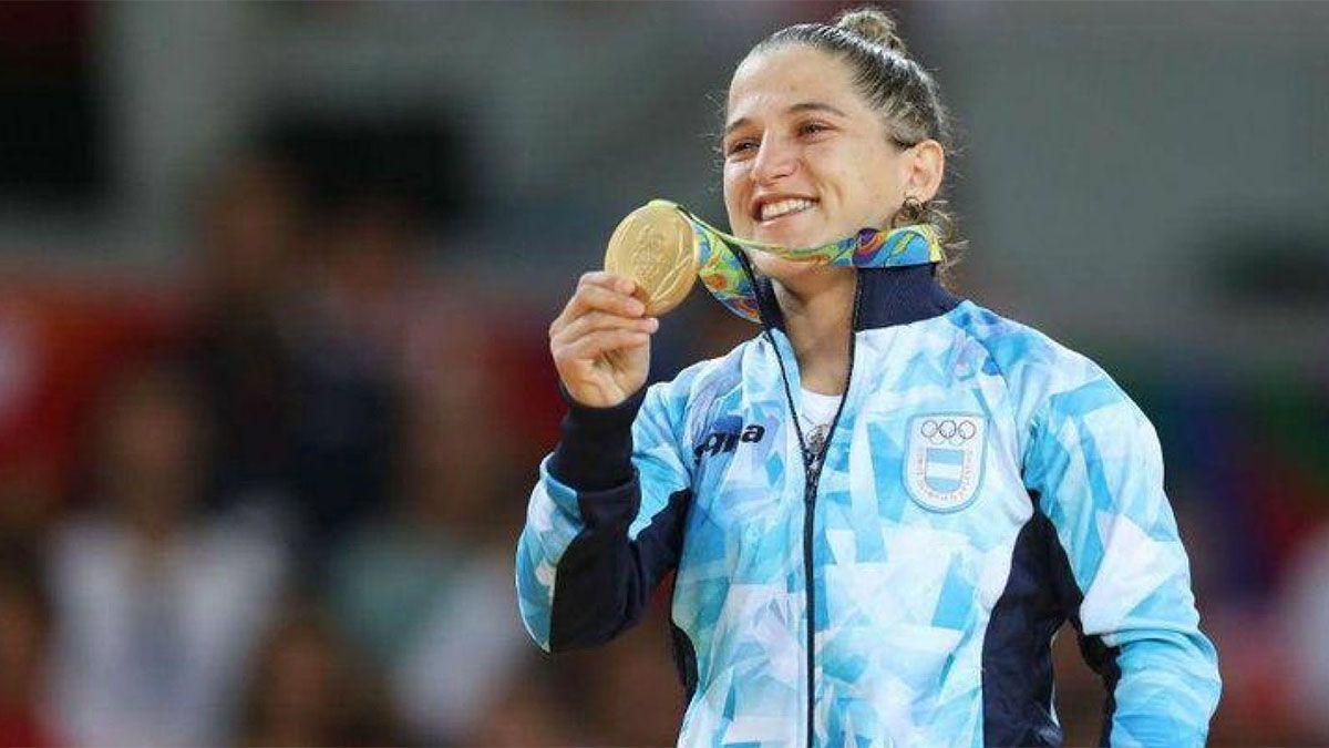 Paula Pareto buscará su tercera medalla en judo.