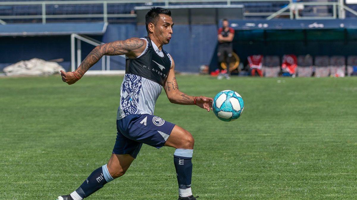 El talentoso Diego Cardozo está ilusionado con la llegada de Gabriel Gómez.