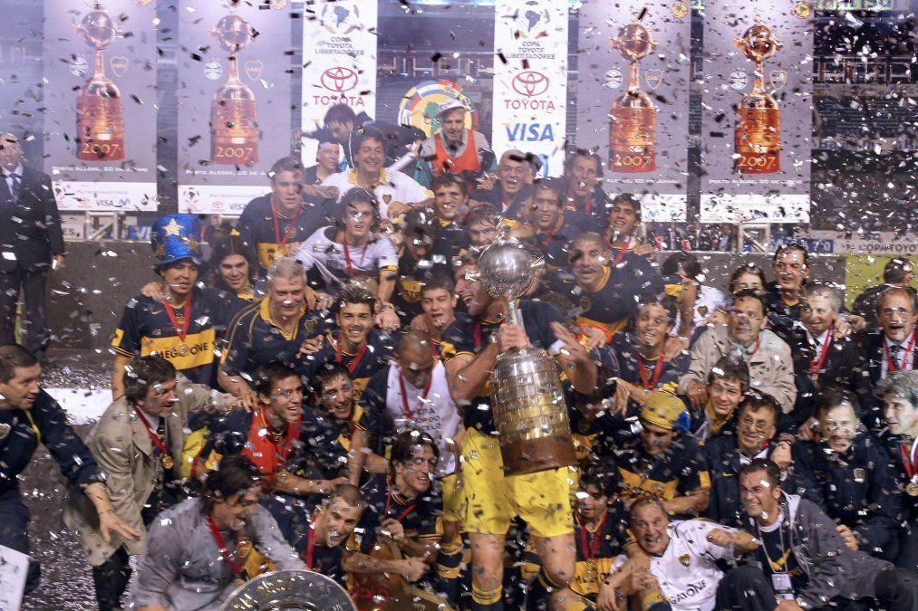 Boca es el único americano entre los 30 clubes más ganadores en el Siglo XXI.