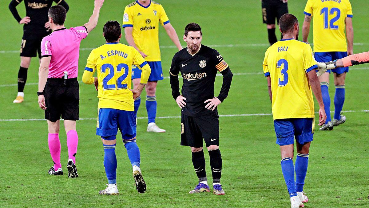 Barcelona tiene el peor inicio de la Liga de los últimos 33 años
