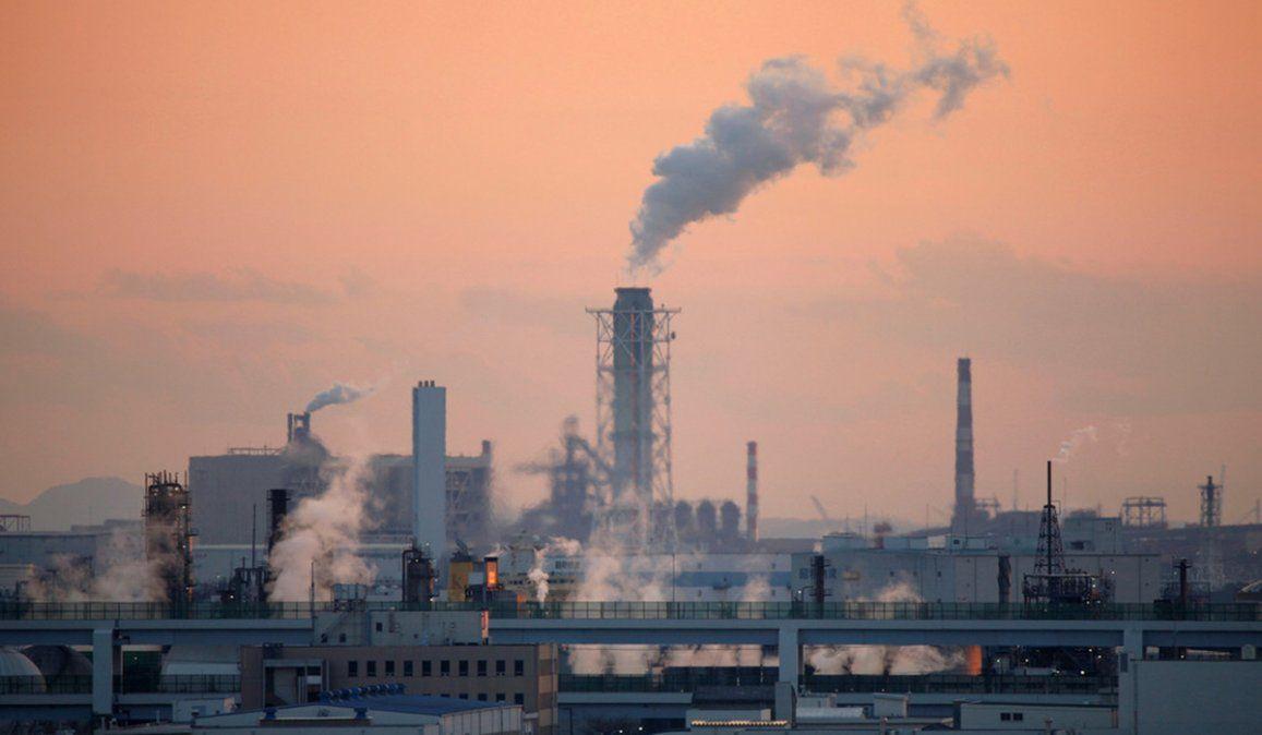 La contaminación del aire mata a miles de personas por año.