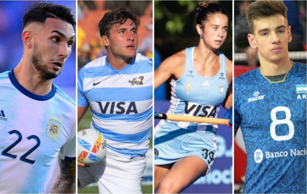 Juegos Olímpicos: los mendocinos que podrían ir a Tokio