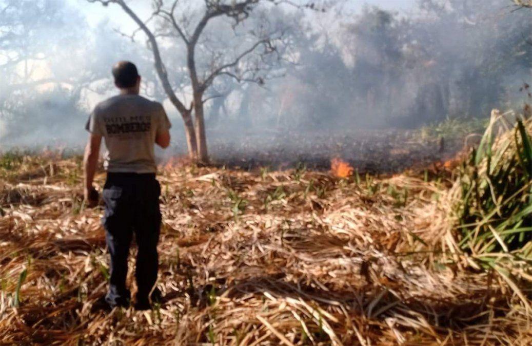 El cuerpo carbonizado fue encontrado a la vera del Río de La Plata en Quilmes cuando bomberos apagaban incendios de basura e investigan si se trata de un abogado desaparecido en julio.