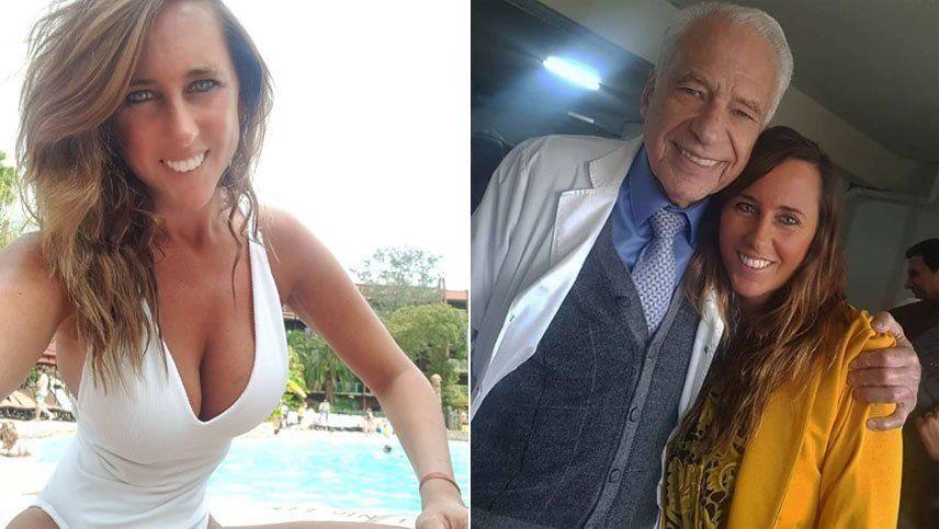 Quién es Estefanía Pasquini, la mujer 48 años menor con la que se casó el  doctor Cormillot