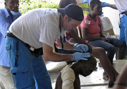 Cómo ayudar a Haití desde Mendoza