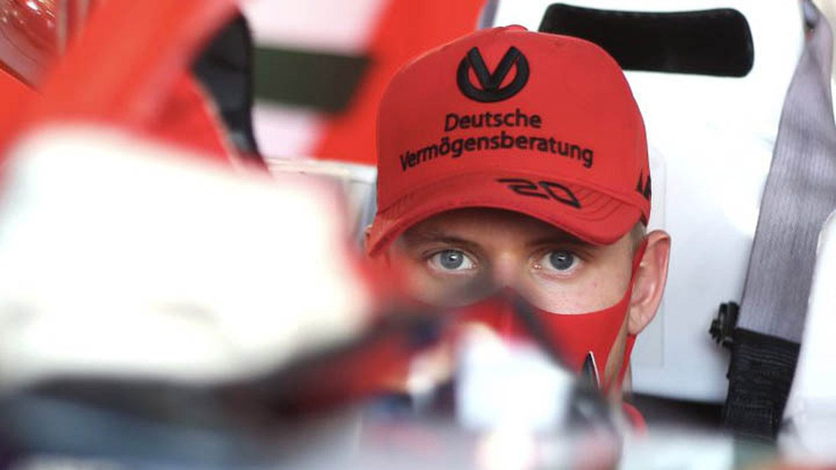 Máxima expectativa por el debut de Mick Schumacher en la F1