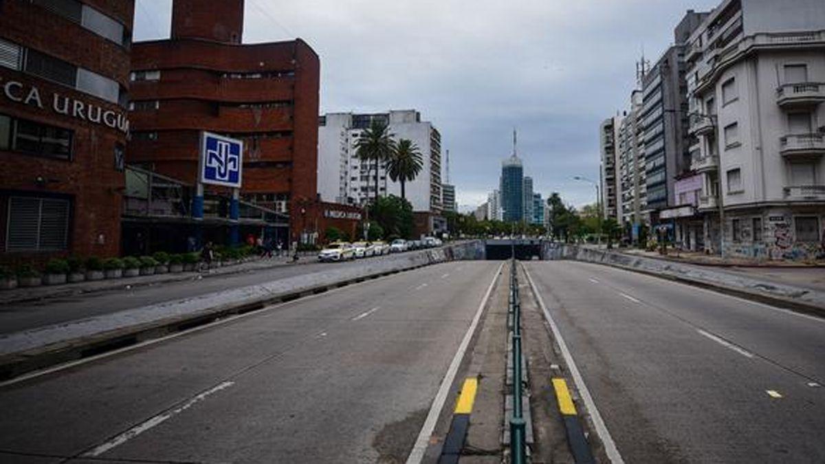 El coronavirus no da tregua en Uruguay.