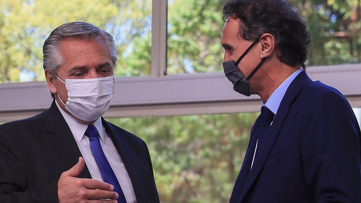 Gabriel Katopodis aseguró que el crédito del FMI a la Argentina seguro que no está en hospitales