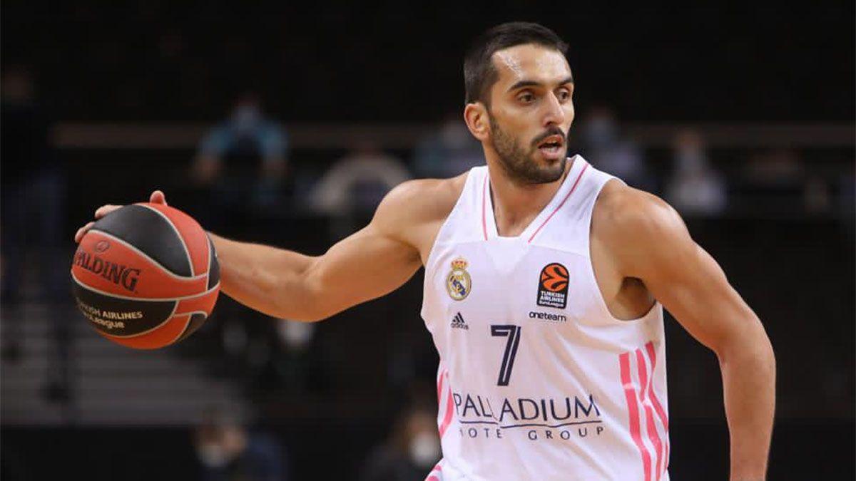 Facundo Campazzo está muy cerca de arribar a la NBA