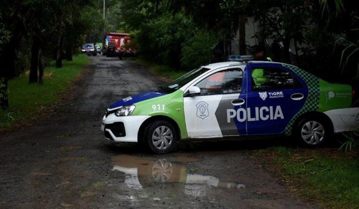 El cadáver de la mujer fue encontrado por empleados de una cementera en una zona descampada de General pacheco