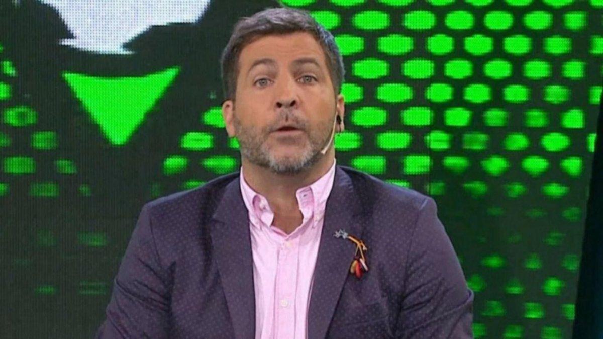 Toti Pasman confirmó que tiene coronavirus