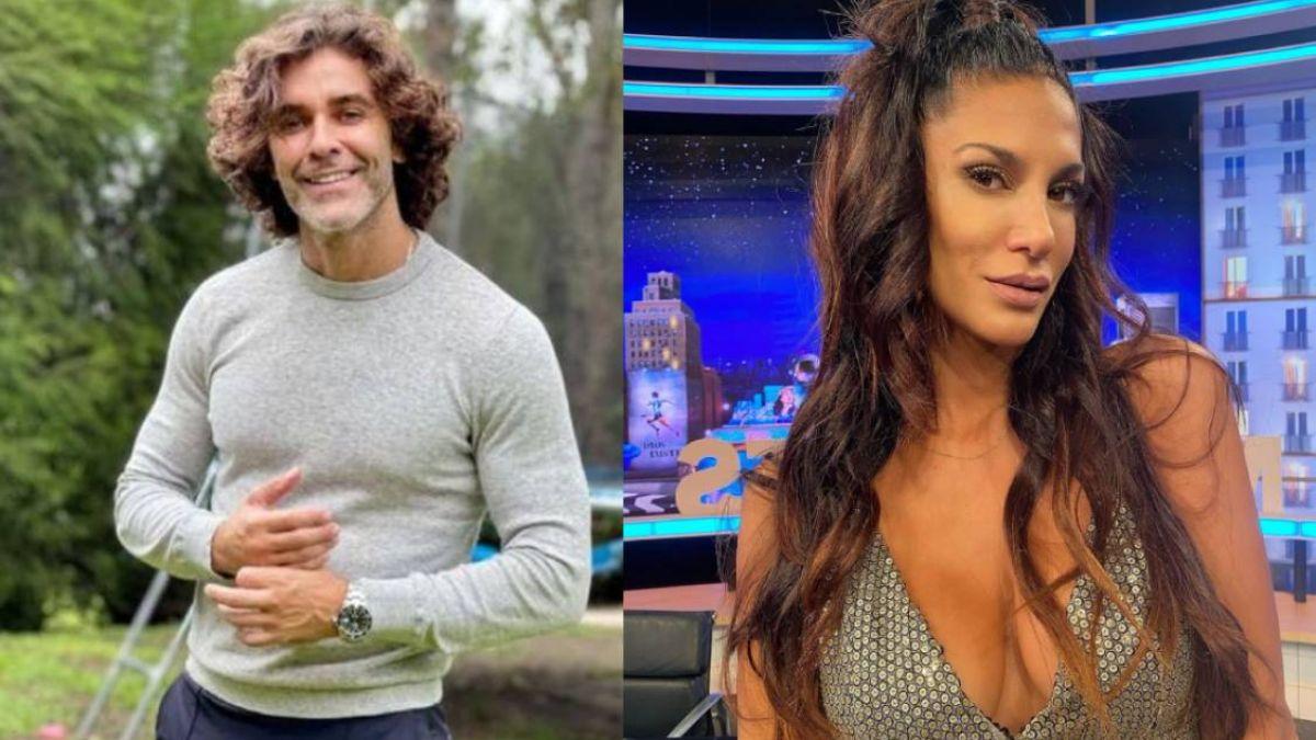 Rumores de romance entre Silvina Escudero y Mariano Martínez.