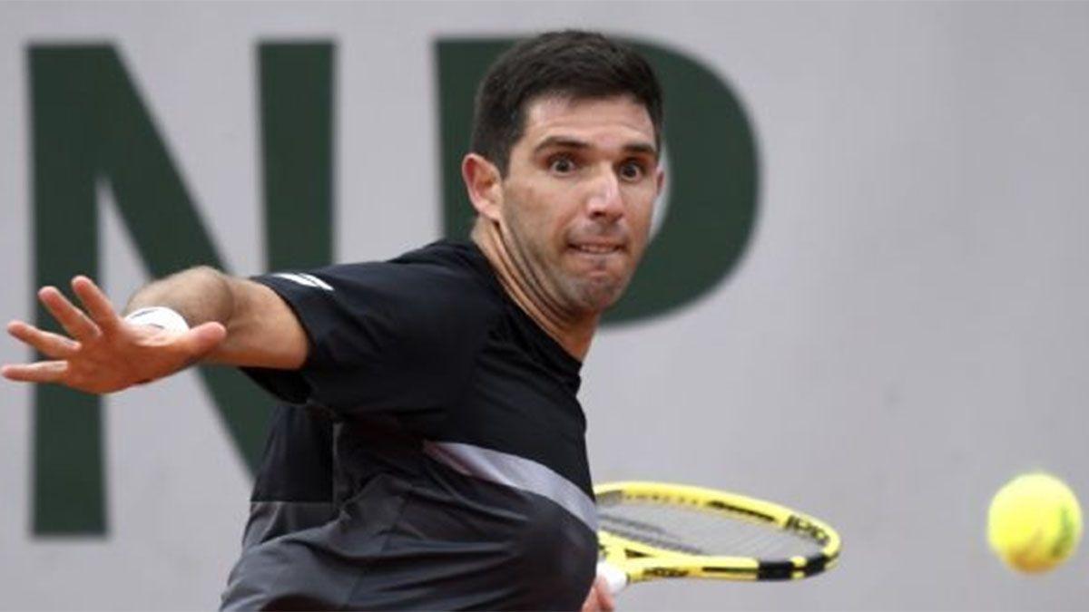 Federico Delbonis debutará en el ATP 250 de Kasajistán