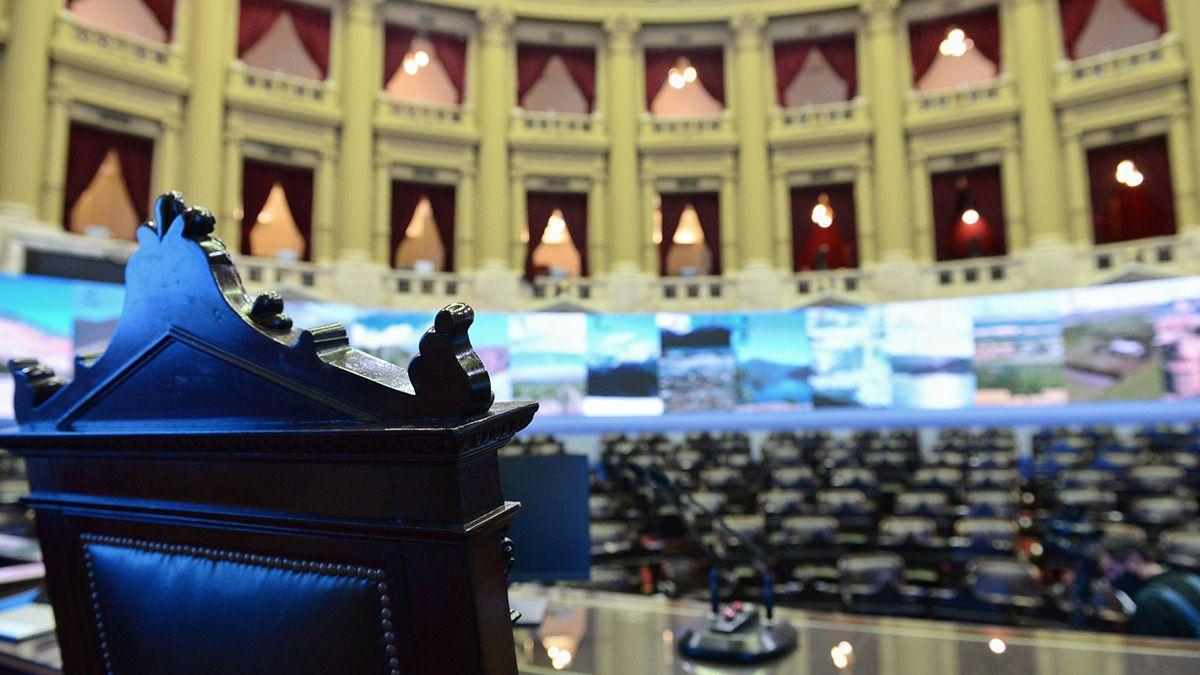Diputados debate sobre la promoción para la construcción de obras privadas.