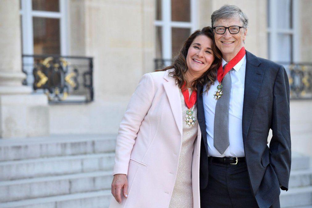 Bill Gates y Melinda, el divorcio: cuántos millones deben repartirse