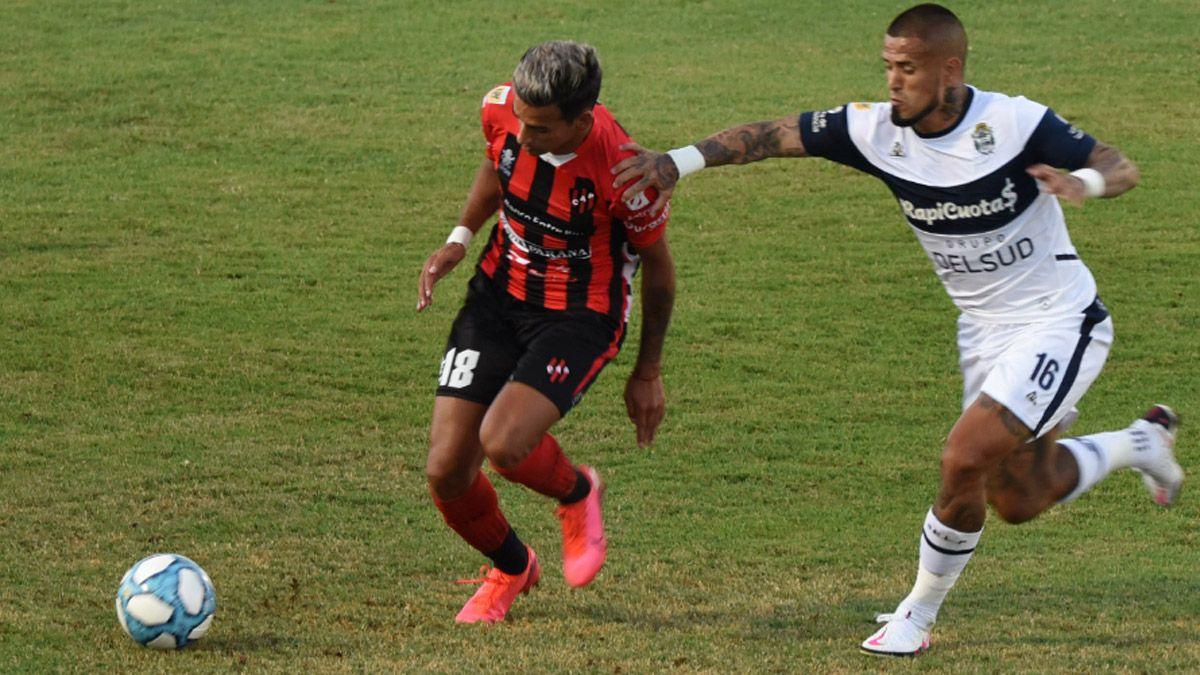 Patronato y Gimnasia igualaron sin goles en Entre Ríos