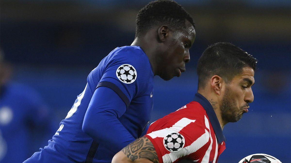Atlético de Madrid perdió ante Chelsea y fue eliminado