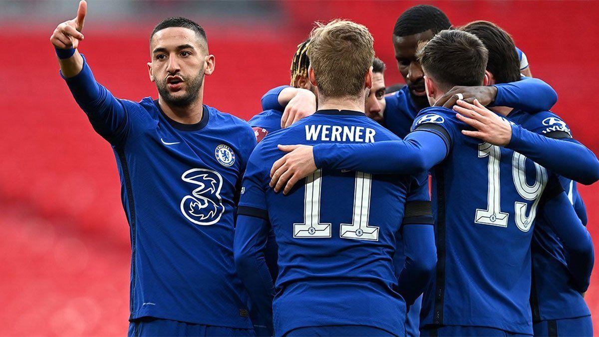 Chelsea eliminó al City y pasó a la final de la FA Cup