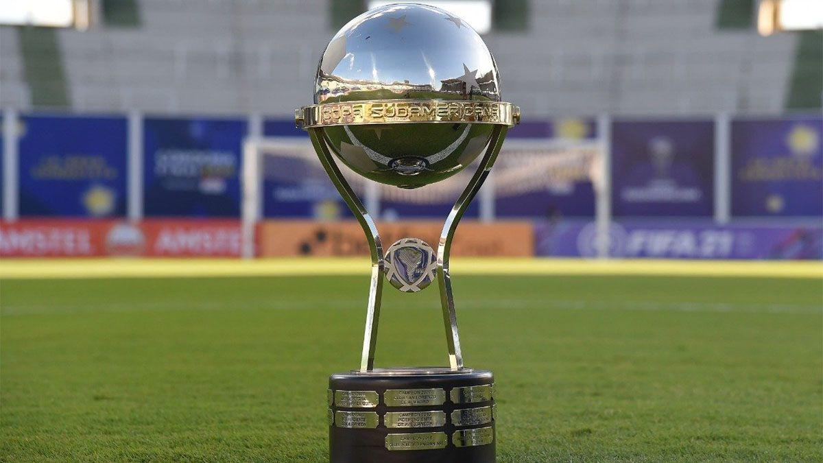 El camino de los equipos argentinos en la Copa Sudamericana