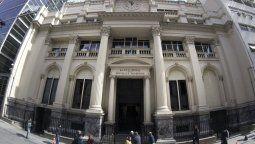 Las reservas internacionales del Banco Central cayeron 533 millones de dólares