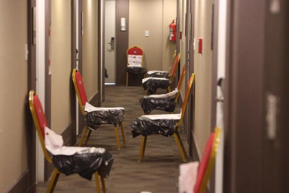El Gobierno pretende contratar un hotel del Gran Mendoza para alojar allí a contagiados de Covid de complicación moderada y poder descomprimir el tensionado sistema sanitario.