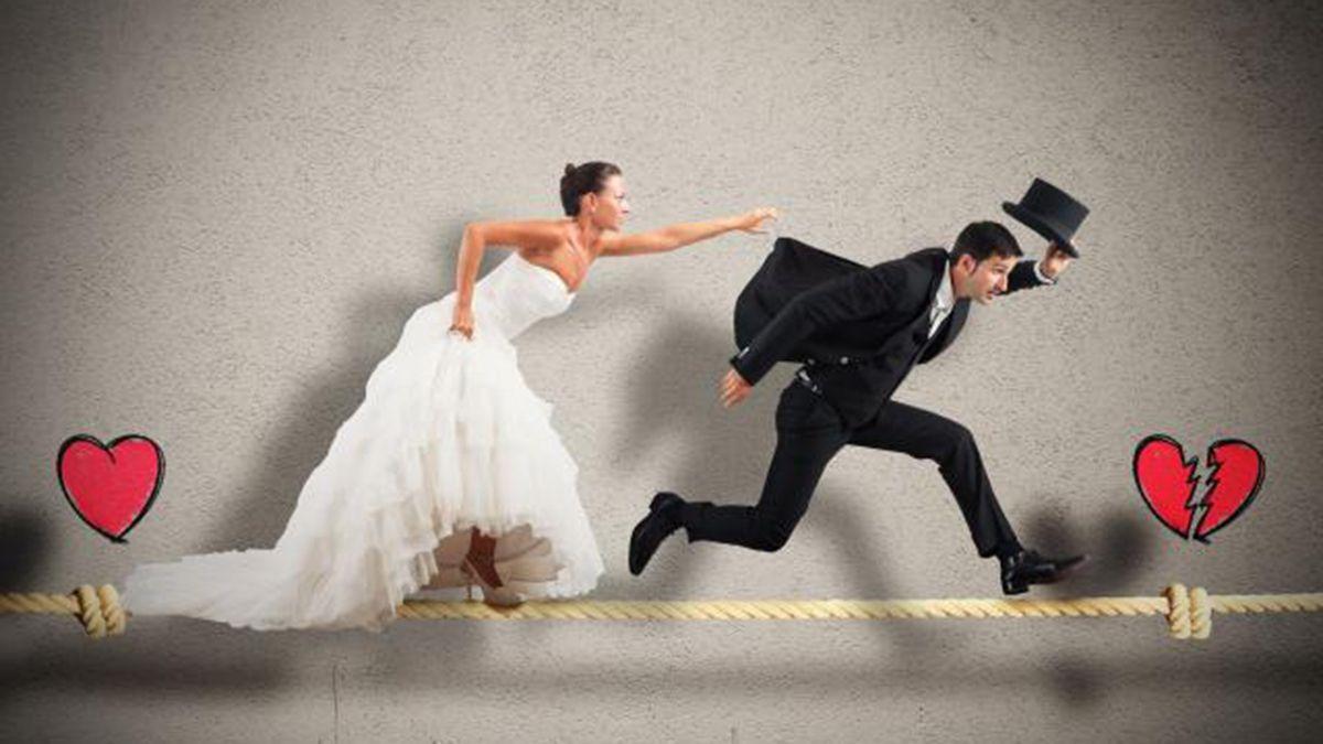 Zodiaco. Hay signos que no quieren casarse.