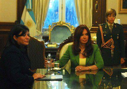 Cristina dijo que Argentina está a la vanguardia en la libertad de prensa