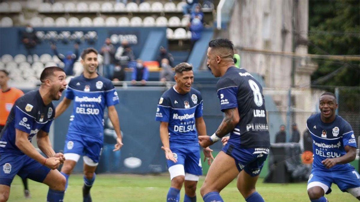 Gimnasia La Plata volvió al triunfo ante Atlético Tucumán