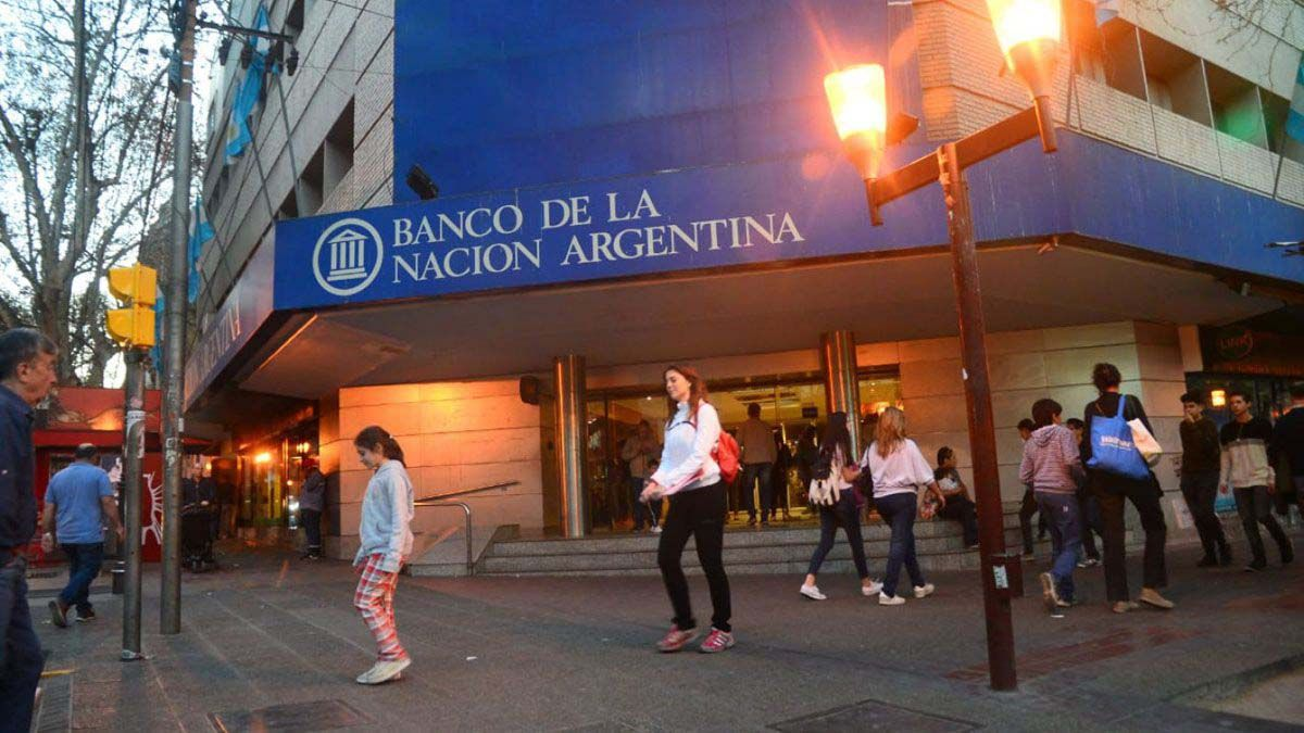 Banco Nación. La duplicación de movimientos fue el 18 de febrero pero las explicaciones de la entidad crediticia no fueron satisfactorias.